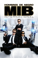 Men in Black: International - Argentinian Movie Cover (xs thumbnail)