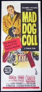 Mad Dog Coll - Australian Movie Poster (xs thumbnail)