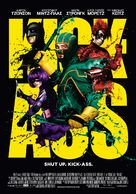 Kick-Ass - Greek Movie Poster (xs thumbnail)