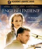 The English Patient - Blu-Ray movie cover (xs thumbnail)