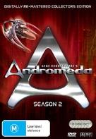 """Andromeda"" - Australian DVD cover (xs thumbnail)"