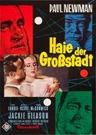 The Hustler - German Movie Poster (xs thumbnail)