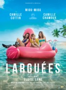 Larguées - French Movie Poster (xs thumbnail)