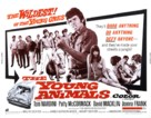 The Young Animals - Movie Poster (xs thumbnail)