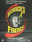 Frenzy - Danish Movie Poster (xs thumbnail)