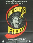 Frenzy - Danish Movie Poster (xs thumbnail)