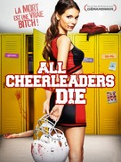 All Cheerleaders Die - French DVD movie cover (xs thumbnail)