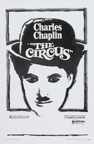 The Circus - Re-release movie poster (xs thumbnail)