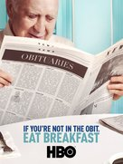 If You're Not in the Obit, Eat Breakfast - Movie Poster (xs thumbnail)