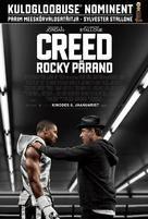 Creed - Estonian Movie Poster (xs thumbnail)