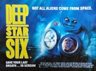 DeepStar Six - British Movie Poster (xs thumbnail)