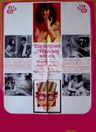 Une belle fille comme moi - German Movie Poster (xs thumbnail)