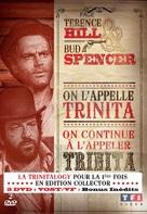 ...continuavano a chiamarlo Trinità - French DVD cover (xs thumbnail)