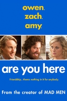 Are You Here - Movie Cover (xs thumbnail)