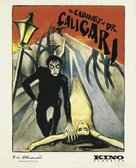 Das Cabinet des Dr. Caligari. - Blu-Ray movie cover (xs thumbnail)