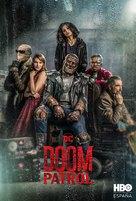 """Doom Patrol"" - Spanish Movie Poster (xs thumbnail)"