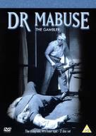 Dr. Mabuse, der Spieler - Ein Bild der Zeit - DVD cover (xs thumbnail)