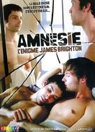 Amnesia: The James Brighton Enigma - French DVD movie cover (xs thumbnail)