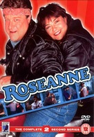 """Roseanne"" - British DVD cover (xs thumbnail)"