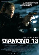Diamant 13 - Italian Movie Poster (xs thumbnail)
