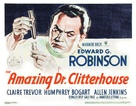 The Amazing Dr. Clitterhouse - Movie Poster (xs thumbnail)