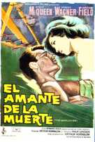 The War Lover - Spanish Movie Poster (xs thumbnail)