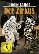 The Circus - German Movie Cover (xs thumbnail)