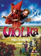 Foeksia de miniheks - Czech Movie Poster (xs thumbnail)
