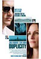 Duplicity - Norwegian Movie Poster (xs thumbnail)