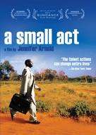 A Small Act - DVD cover (xs thumbnail)