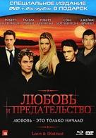 Love & Distrust - Russian Movie Cover (xs thumbnail)