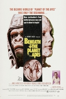 Beneath the Planet of the Apes - Movie Poster (xs thumbnail)
