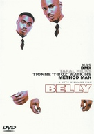 Belly - DVD cover (xs thumbnail)