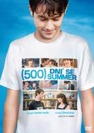 (500) Days of Summer - Czech DVD movie cover (xs thumbnail)