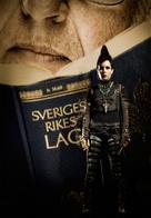 Luftslottet som sprängdes - Danish Key art (xs thumbnail)