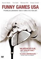 Funny Games U.S. - Slovak DVD movie cover (xs thumbnail)