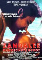 Zandalee - German Movie Poster (xs thumbnail)