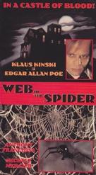 Nella stretta morsa del ragno - VHS cover (xs thumbnail)