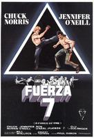 A Force of One - Spanish Movie Poster (xs thumbnail)
