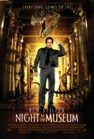 Night at the Museum - Movie Poster (xs thumbnail)