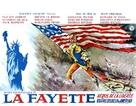 La Fayette - French Movie Poster (xs thumbnail)