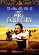 The Big Country - DVD cover (xs thumbnail)