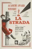 La strada - Movie Poster (xs thumbnail)