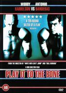 Play It To The Bone - British DVD movie cover (xs thumbnail)