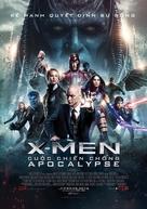 X-Men: Apocalypse - Vietnamese Movie Poster (xs thumbnail)