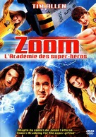 Zoom - French DVD movie cover (xs thumbnail)