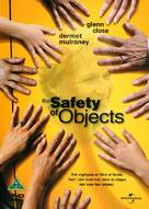The Safety of Objects - Danish DVD cover (xs thumbnail)