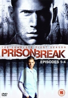 """Prison Break"" - British DVD movie cover (xs thumbnail)"