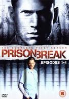 """Prison Break"" - British DVD movie cover (xs thumbnail)"