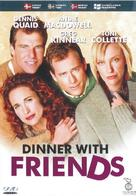 Dinner with Friends - Swedish DVD movie cover (xs thumbnail)
